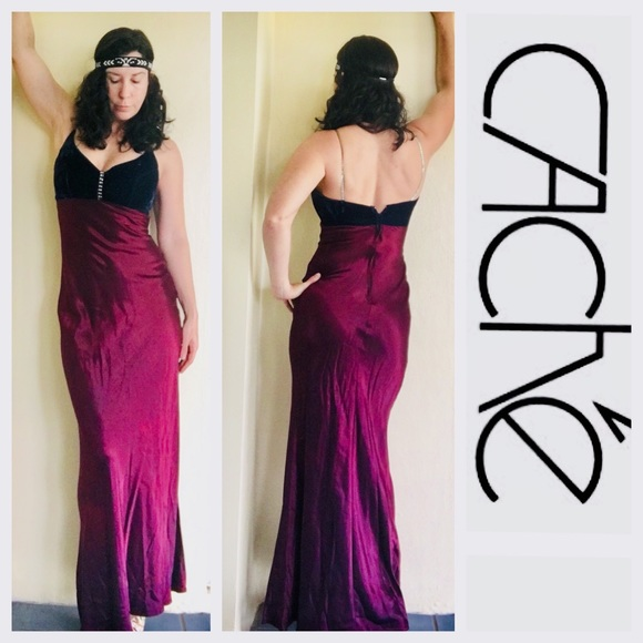 Cache Dresses | Evening Gown Small Brand | Poshmark